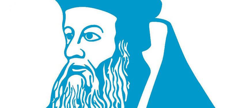 Wer ist der blauen Mann mit dem Bart?